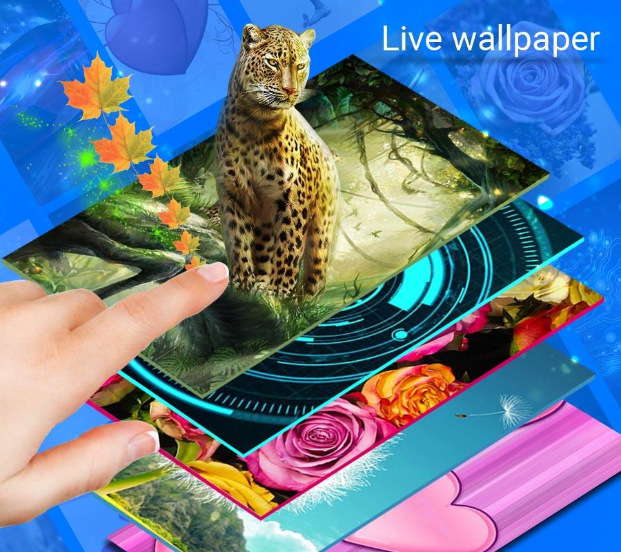 Android 3d Engine Live Wallpaper Cm Launcher 3d Hd Theme Amp Live Wallpaper Android Apps