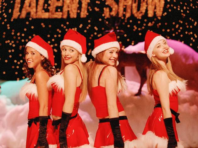 Image result for mean girls talent show