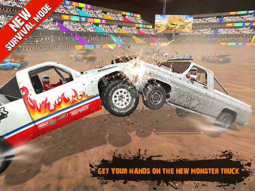 Demolition Derby Car Crash Stunt Racing Games 2020 filehippodl screenshot 13