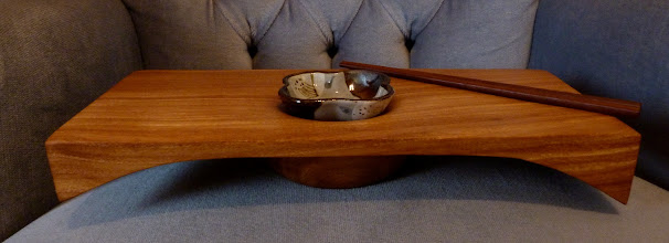 Photo: red elm sushi server