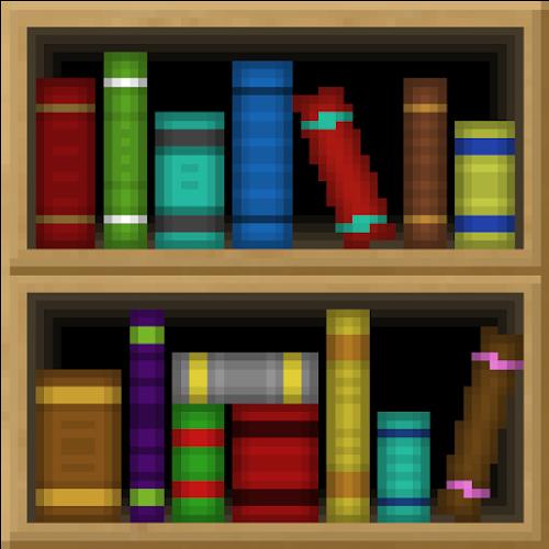Bookshelf 228 Nova Skin
