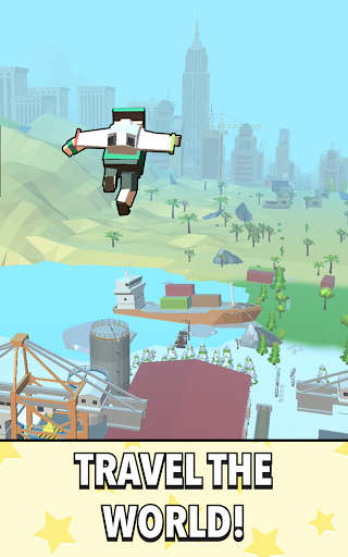 Jetpack Jump screenshot 14