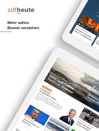 ZDFheute - Nachrichten 3.3 screenshots 9