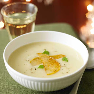 Parsnip and Pear Soup Recipe