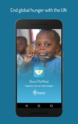 ShareTheMeal – Help children