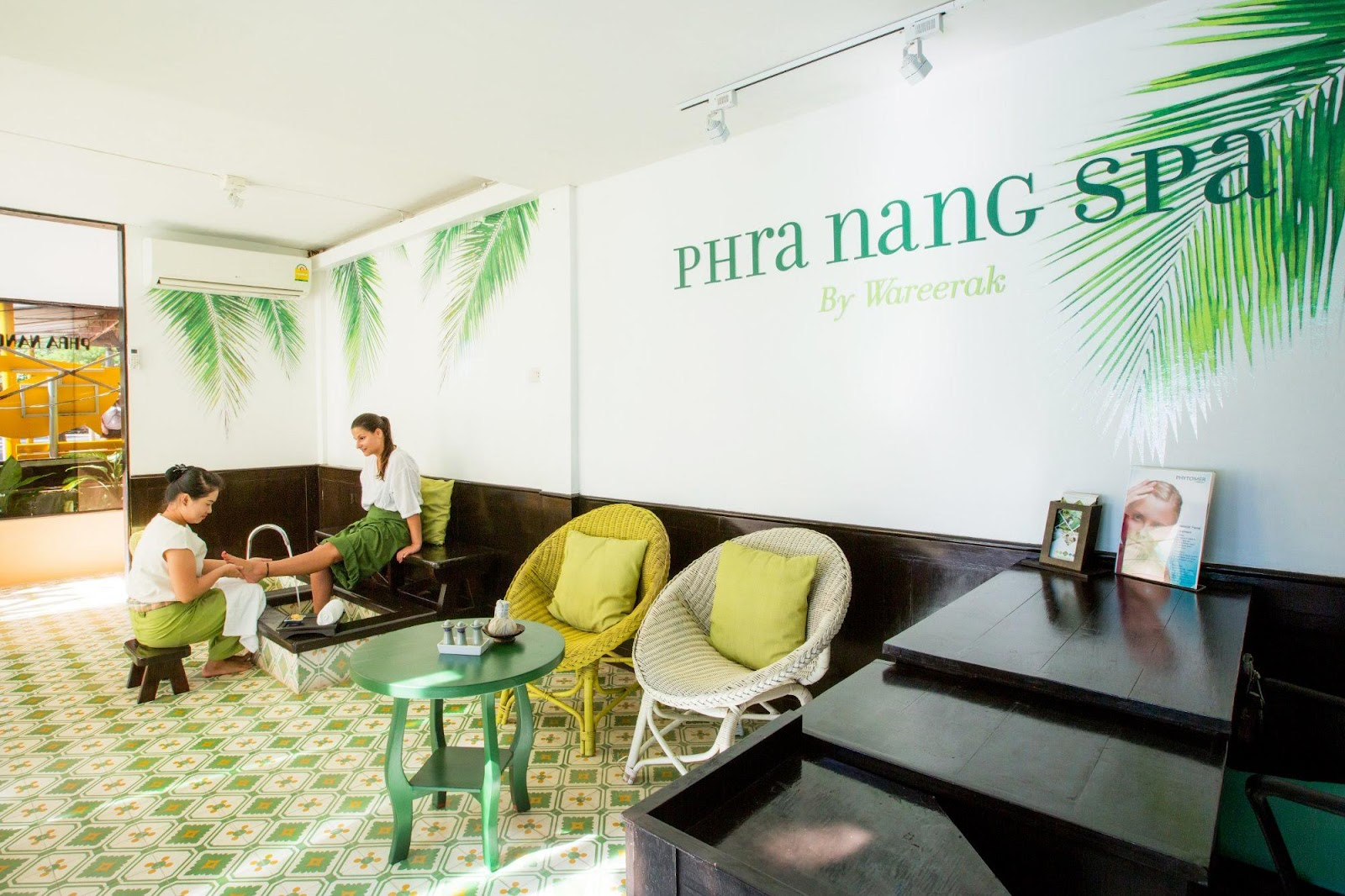 Phra Nang Spa Packages and Thai Massages in Ao Nang