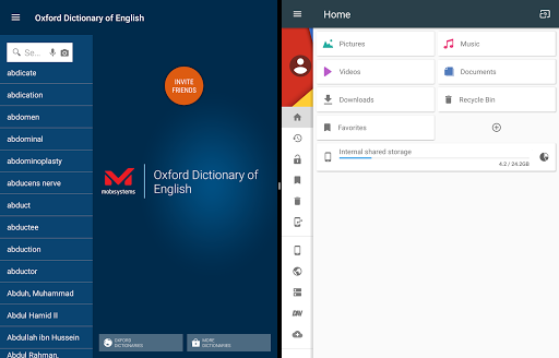 download and install oxford dictionary