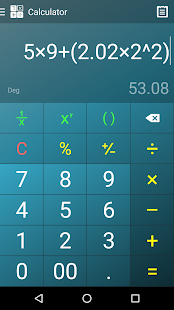 Multi Calculator Screenshot