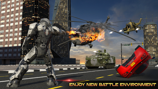 Game Futuristic Robot Battle APK for Windows Phone