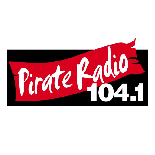 104.1 Pirate Radio 音樂 App LOGO-APP開箱王