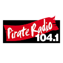104.1 Pirate Radio icon