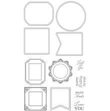 Kaisercraft Dies & Stamps  - Frames