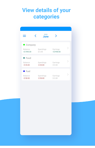 Simple Financial Control Plus screenshot 3