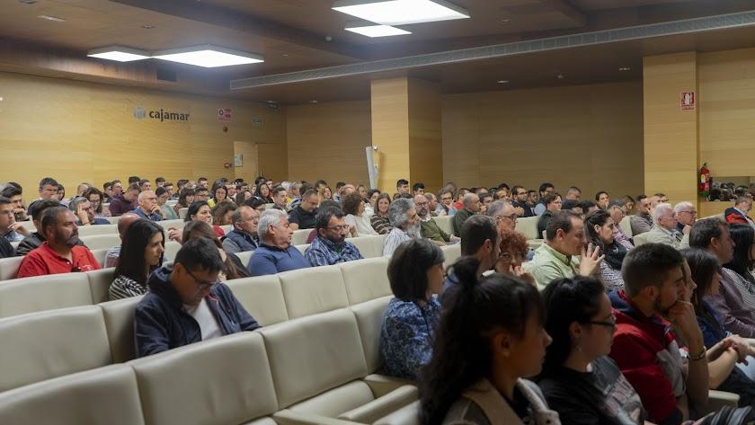 Más de 200 asistentes a la jornada de Hortiespaña \'I Love Bichos\'