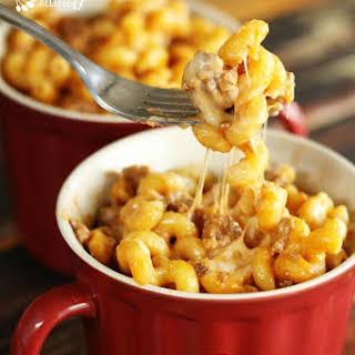 Ground Beef Cream Of Mushroom Soup Noodles Recipes.