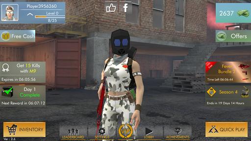 Gang Battle Arena 2.5 screenshots 1