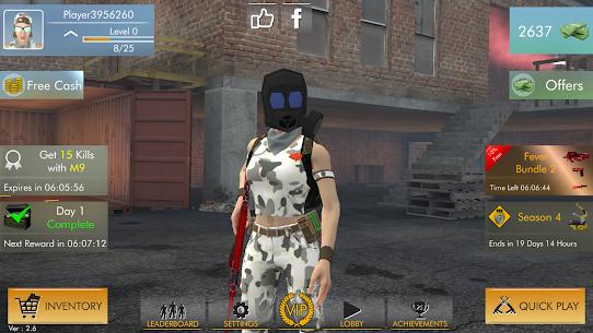 Gang Battle Arena MOD (Unlimited Ammo) 1
