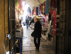 Photo: Moslem Quarter, Old City, Jerusalem