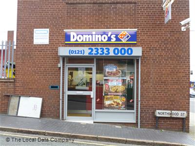 Dominos Pizza On Constitution Hill Pizza Takeaway In City