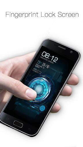 Fingerprint Scanner to Unlock Phone Prank  screenshots 8