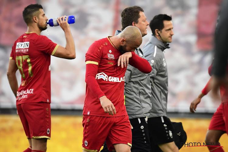 Bölöni vreesde voor zware blessure bij Defour, dit is het verdict voor de Antwerp-speler