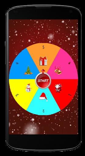 Lucky Wheel Christmas 2016