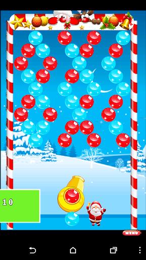 無料休闲Appのサンタバブルシューター2016 記事Game