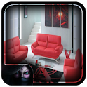 Modern Leather Living Room Set icon