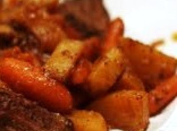 Oz's Pot Roast In A Pocket Recipe