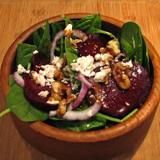 Meatless Monday ~ Roasted Beet Salad