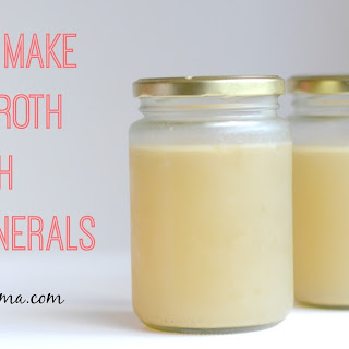 Bone Broth with Extra Minerals