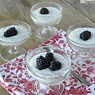 Homemade Tapioca Pudding [Sugar & Gluten Free with Dairy Free Option] Recipe