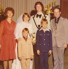 Photo: Phyllis and David with Janet, Brad, Jeff and Carl Epperson.  Janet is the sister of David's dad.