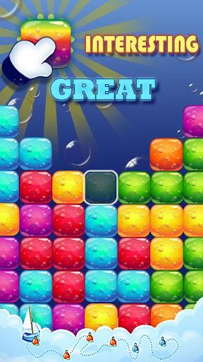 キャンディブロックパズル