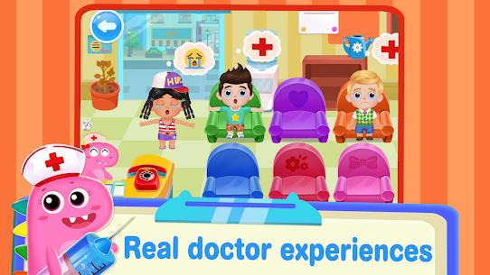Dinosaur Hospital Doctor Games 1.0.1 APK + MOD (Unlocked) 1