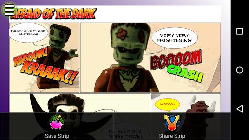 Comic Strip pro  screenshots 5
