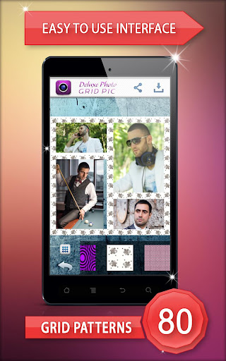 Deluxe Photo Grid Pic