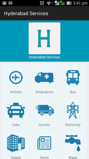 Hyderabad Services