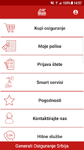 Generali Srbija - náhled