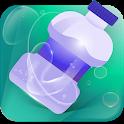 water bottle flip 2 - bottle flipping games icon