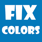Fix Photo Colors