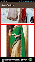 Saree Designs - screenshot thumbnail 02