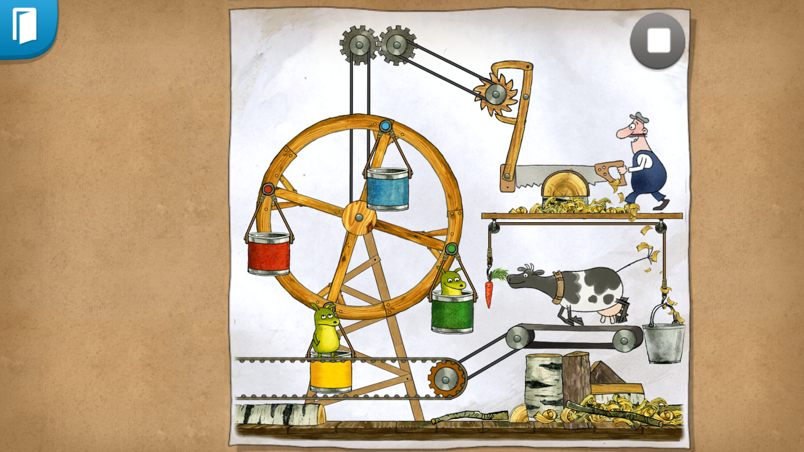 Pettson's Inventions 3- screenshot