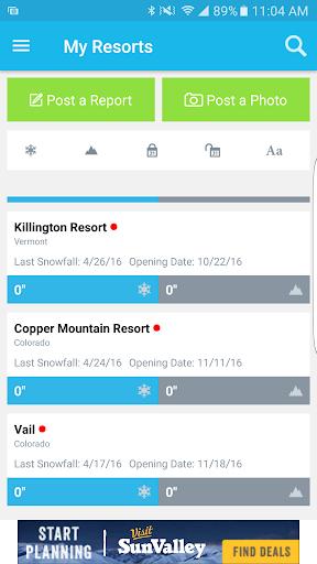 OnTheSnow Ski Snow Report