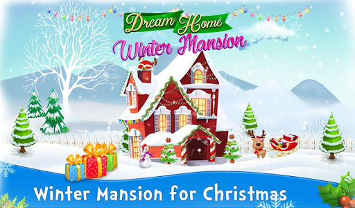 Dream Home Winter Mansion - Home Decoration Game 1.0.4 de.gamequotes.net 1