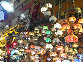 Photo: Beautiful lanterns up for sale