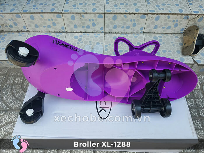 Xe lắc trẻ em Broller XL-1288 15