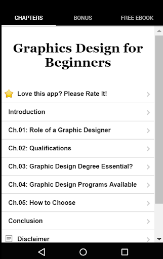 Foto do Graphic Design For Beginners