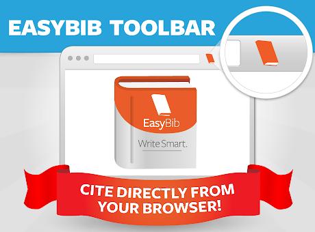 EasyBib Toolbar