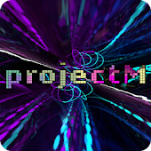 projectM Music Visualizer TV